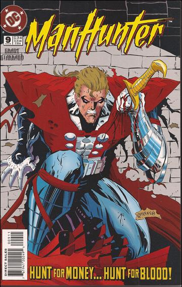 Manhunter (1994) 9-A by DC