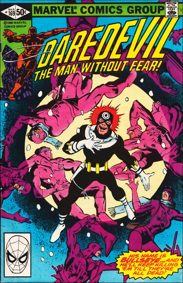 Daredevil (1964) 169-A by Marvel