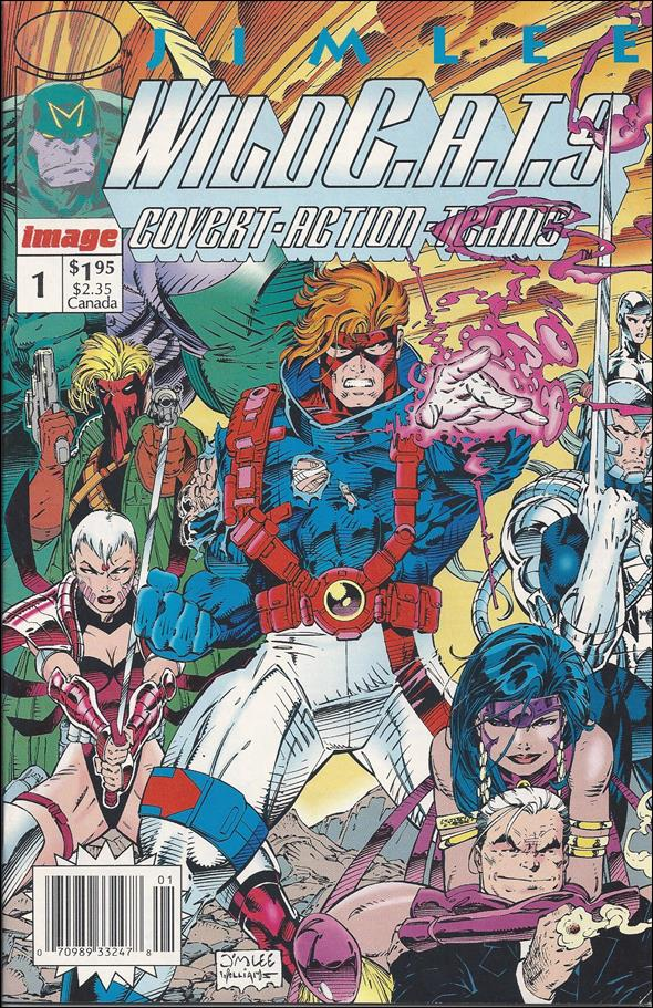 WildC.A.T.s: Covert Action Teams 1-H by Image