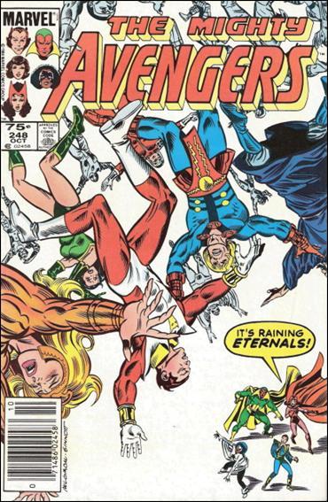 Avengers (1963) 248-B by Marvel