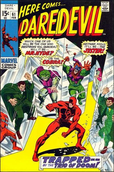 Daredevil (1964) 61-A by Marvel