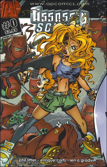 Assassin School (2004) 0-A by AP Comics