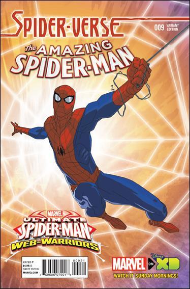 Amazing Spider-Man (2014) 9-C by Marvel