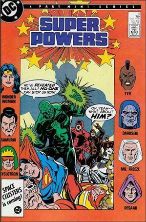 Super Powers (1986) 3-A