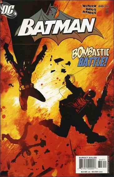 Batman (1940) 646-A by DC
