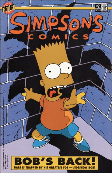 Simpsons Comics 2-A by Bongo