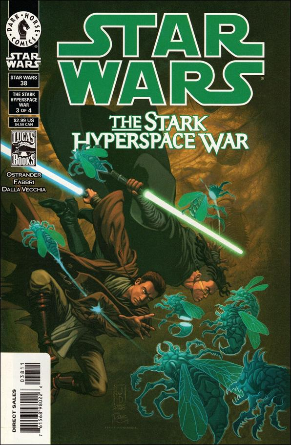 Star Wars/Star Wars Republic 38-A by Dark Horse