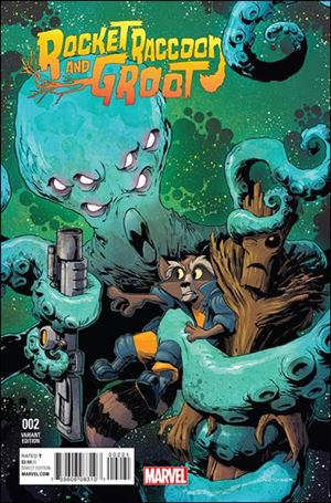 Rocket Raccoon & Groot 2-B