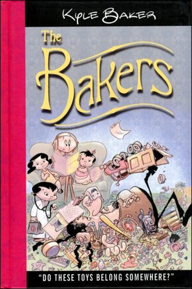Bakers: Do These Toys Belong Somewhere? nn-A by Kyle Baker