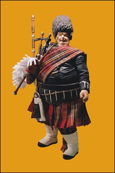 Austin Powers (Series 1) Fat Bastard by McFarlane Toys