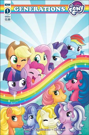 My Little Pony: Generations 1-B
