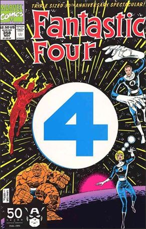 Fantastic Four (1961) 358-A