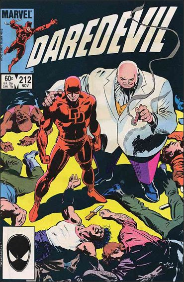Daredevil (1964) 212-A by Marvel