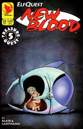 Elfquest: New Blood 31-A