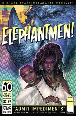 Elephantmen 60-A