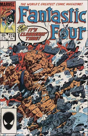 Fantastic Four (1961) 274-A by Marvel