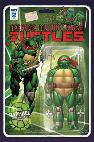 Teenage Mutant Ninja Turtles (2011) 62-F