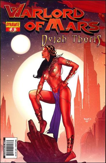 Warlord of Mars: Dejah Thoris 8-B by Dynamite Entertainment