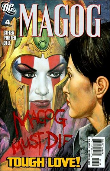 Magog 4-A by DC
