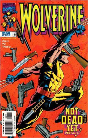 Wolverine (1988)  122-A