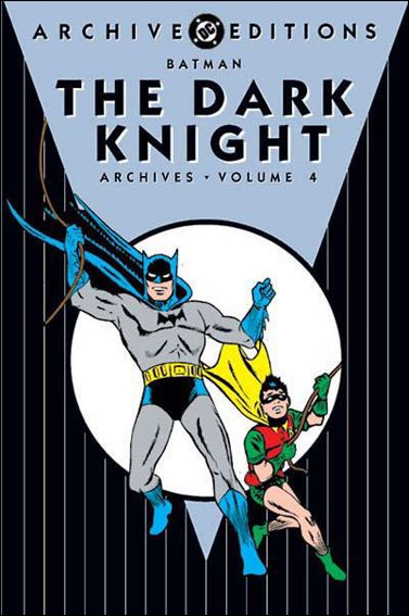 Batman: The Dark Knight Archives 4-A by DC