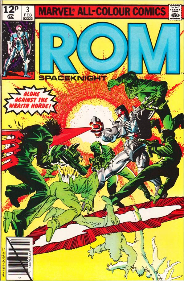 ROM (1979) 3-B by Marvel