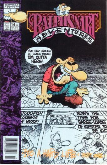 Ralph Snart Adventures (1988) 14-A by Now Comics