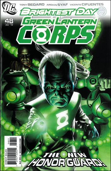 Green Lantern Corps (2006) 48-A by DC