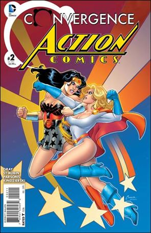 Convergence Action Comics 2-A
