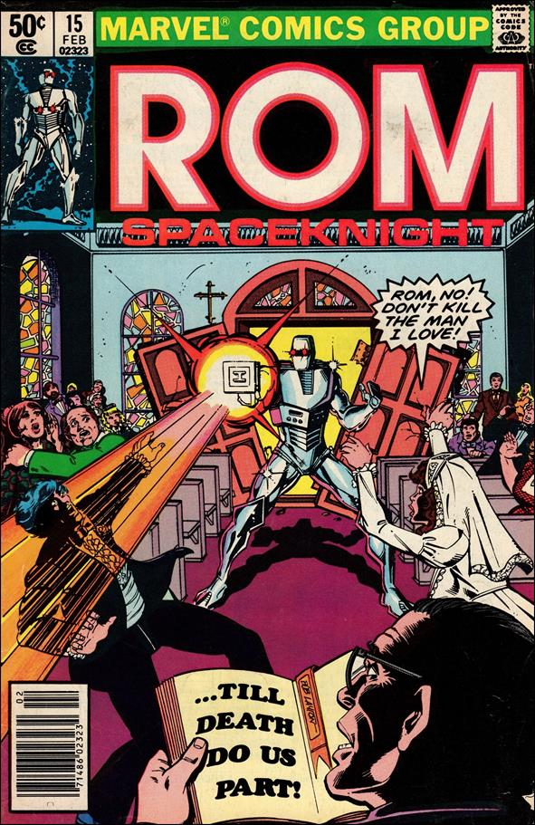 ROM (1979) 15-A by Marvel