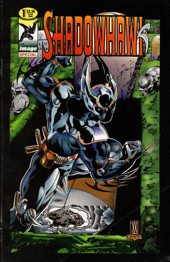 ShadowHawk Special 1-A by Image