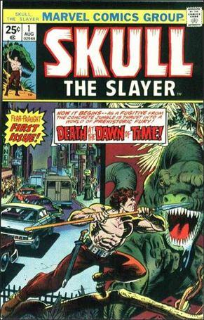 Skull the Slayer 1-A