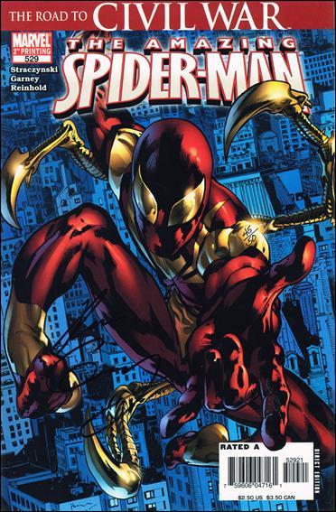 Amazing Spider-Man (1963) 529-F by Marvel