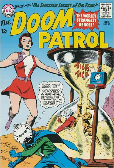 Doom Patrol (1964) 92-A by DC