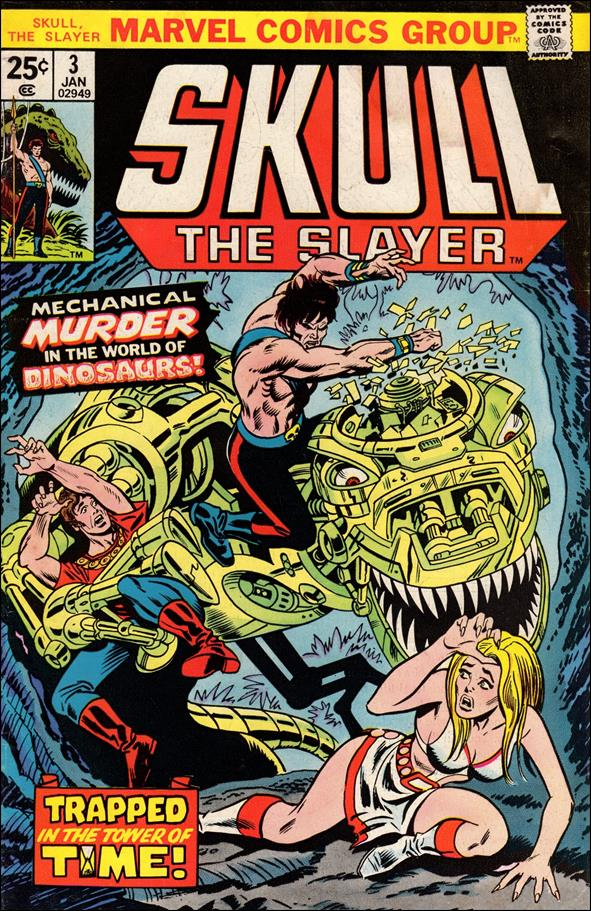 Skull the Slayer 3-A by Marvel