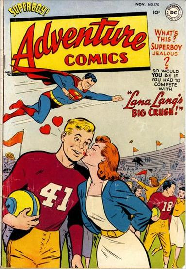 Adventure Comics (1938) 170-A by DC