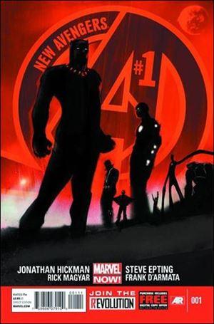 New Avengers (2013) 1-A