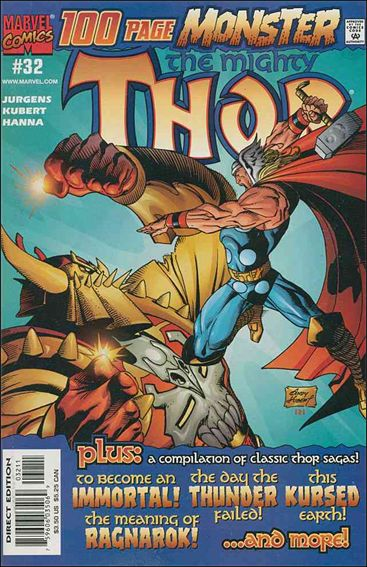 Thor (1998) 32-A by Marvel