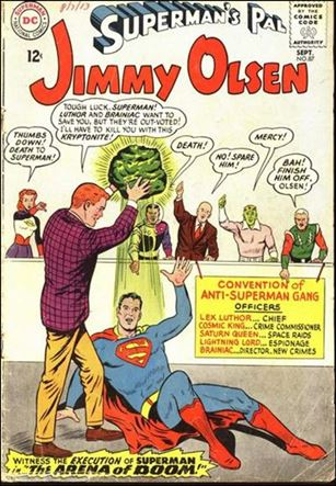 Superman's Pal Jimmy Olsen 87-A