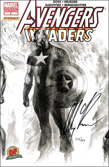 Avengers/Invaders 5-F by Marvel