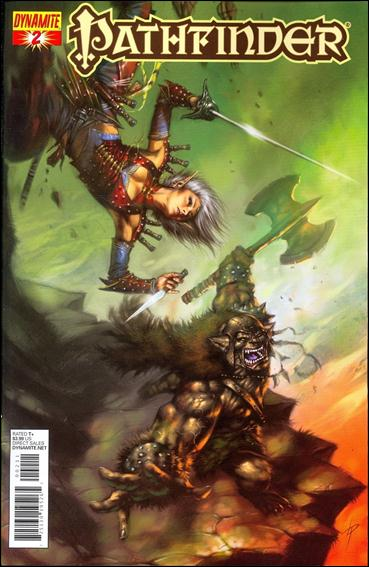 Pathfinder 2-C by Dynamite Entertainment