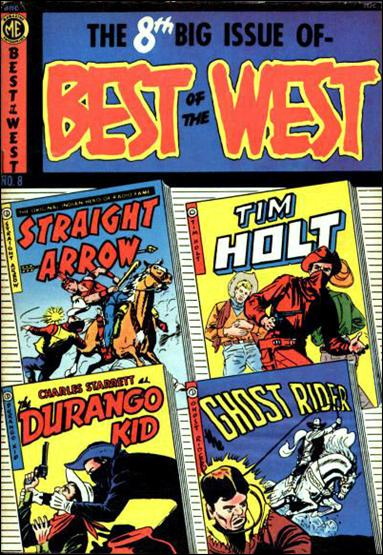 A-1 Comics 81-A by Magazine Enterprises