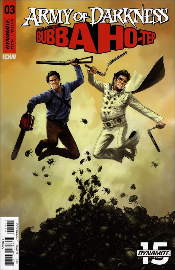 Army of Darkness/Bubba Ho-Tep 3-A by Dynamite Entertainment