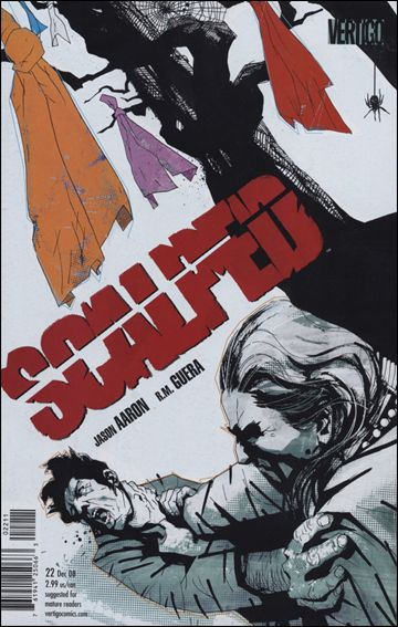 Scalped 22-A by Vertigo
