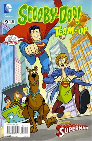 Scooby-Doo Team-Up 9-A