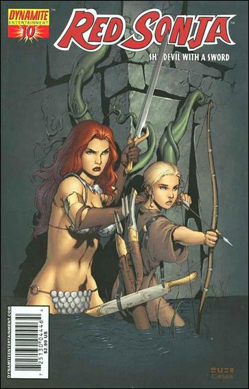 Red Sonja (2005) 10-C by Dynamite Entertainment