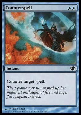 Magic the Gathering: Duel Decks: Jace vs. Chandra (Base Set)24-A by Wizards of the Coast