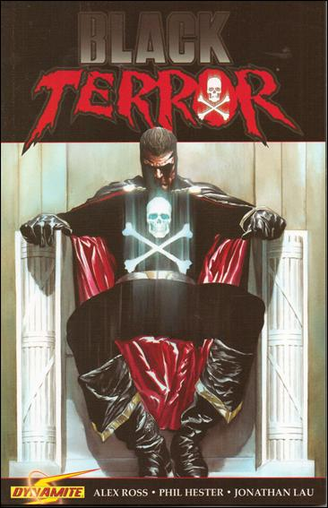 Black Terror 2-A by Dynamite Entertainment