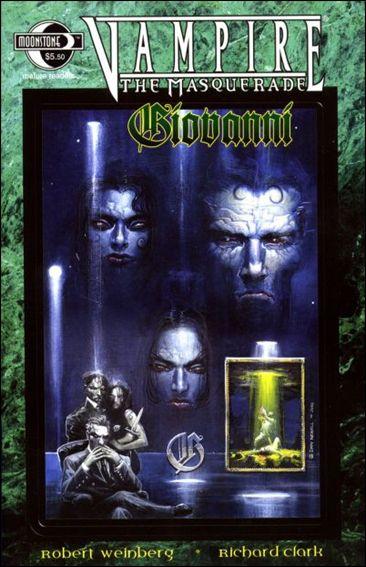 Vampire: The Masquerade: Giovanni 1-A by Moonstone