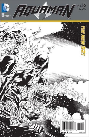 Aquaman (2011) 16-B by DC